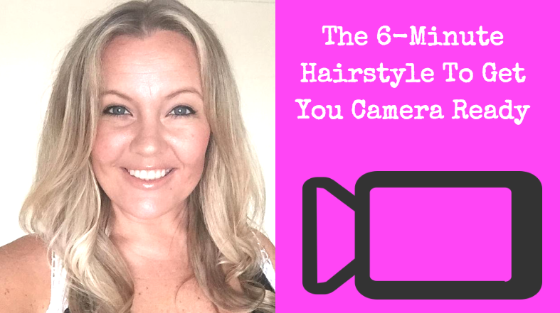 The 6 Minute Hairstyle To Get You Camera Ready