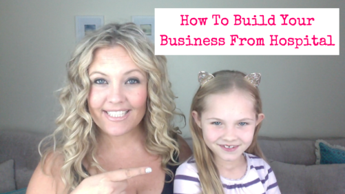 How To Build Your Business From Hospital