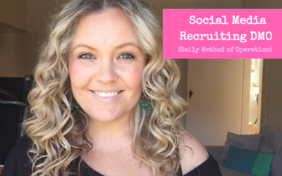 Social Media Recruiting DMO {Daily Method of Operation}