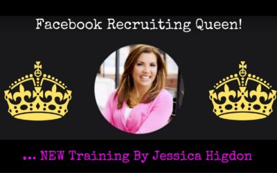 Facebook Recruiting Queen! … NEW Training By Jessica Higdon