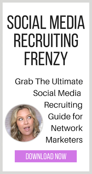Tracey Recruiting Frenzy Guide Sidebar Widget