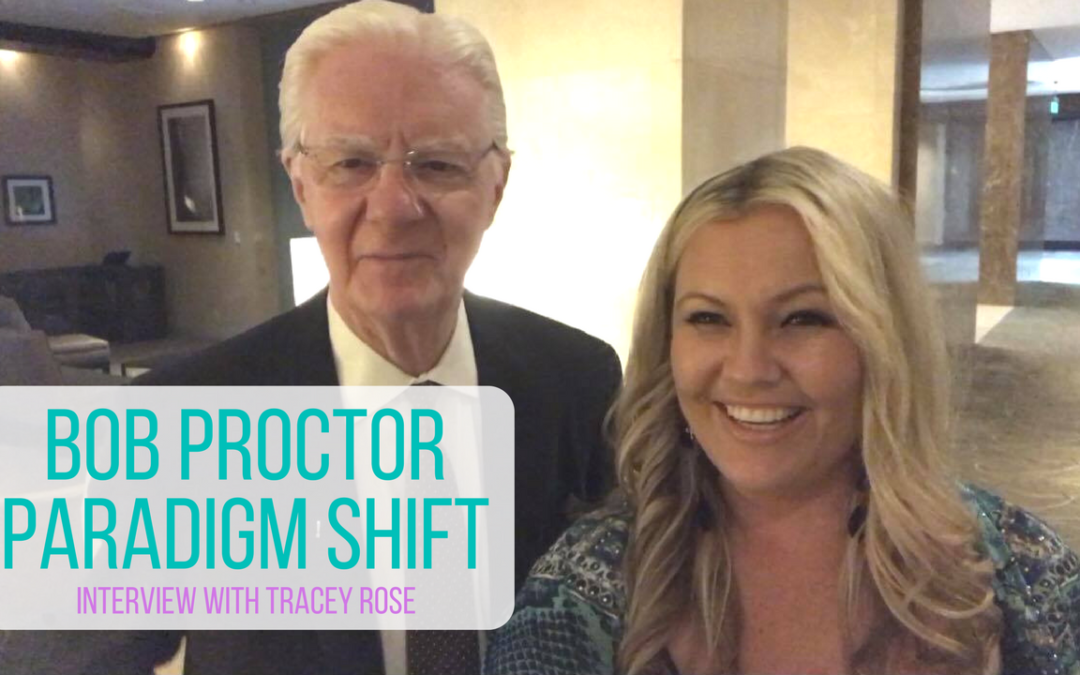 Bob Proctor Interview On Success Habits At The Paradigm Shift Event In L.A.
